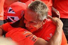 Formel 1 - Whitmarsh sieht gute Gründe für Hamilton-Verbleib
