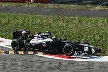 Formel 1 - Gillan hadert mit fehlendem Speed
