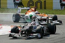 Formel 1 - Sauber: Nächstes Aero-Update in Singapur