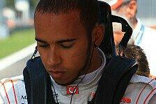 Formel 1 - Hamilton: Was ist hier los?