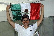 Formel 1 - Lauda: Perez wie der liebe Gott
