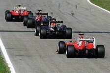 Formel 1 - Vettel: In den nächsten Rennen um Siege kämpfen