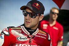 MotoGP - Rea, Honda und das Gresini-Bike