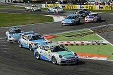 Supercup - Edwards kämpfte in Monza lange um den Sieg