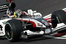 Formel 1 - Minardi mit radikaler Nase