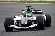 Formel 1 - Minardi verpflichtet Chanoch Nissany als Testfahrer