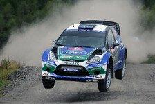 WRC - Solberg will den fünften Sieg in Wales