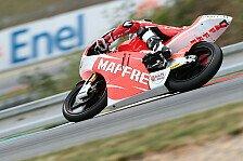Moto3 - Folger fährt Bestzeit im dritten Training