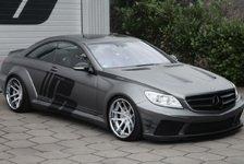 Auto - Prior Design bring Black Edition V2 für den CL