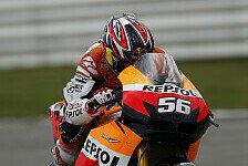 MotoGP - Rea geht es ruhig an