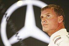 DTM - Coulthard verkündet DTM-Abschied