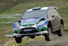WRC - Ford jubelt über Sieg & Platz 3