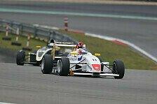 ADAC Formel Masters - Grapp gewinnt Abschlussrennen