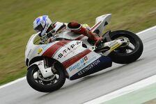 Moto2 - Krummenacher verletzt sich im Qualifying