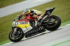 Moto2 - Nur Rang 29 für Schrötter
