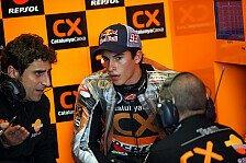Moto2 - Marquez, Espargaro & Redding nach der Quali