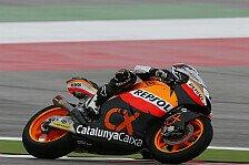 Moto2 - Marquez triumphiert im Zweikampf