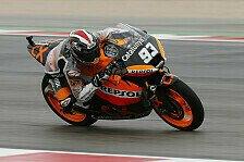 Moto2 - Marquez startet zum siebten Mal von der Pole