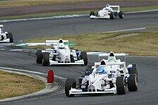 Formel BMW - Ralph Boschung gewinnt Rennen eins