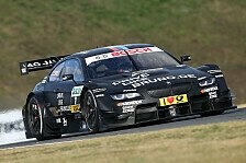 DTM - Spengler: Enger Fight mit Gary