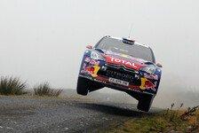 WRC - Loeb erobert Platz zwei