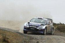 WRC - Matthew Wilson feiert in Schweden WRC-Rückkehr
