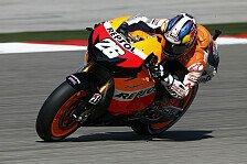 MotoGP - Pedrosa bleibt im 3. Training Schnellster