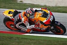 MotoGP - Rea wartete aufs zweite Rennen
