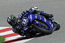 MotoGP - Spies: Fast wie ein Podium