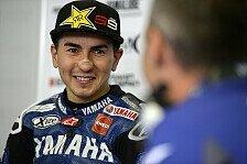 MotoGP - Lorenzo behielt kühlen Kopf
