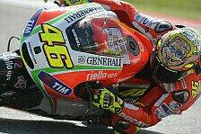 MotoGP - Rossi: Ergebnis ist für Marco