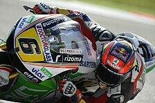 MotoGP - Bradl: Rang zwei wäre drin gewesen