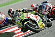 MotoGP - Barbera: Es tut mir leid