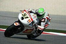 MotoGP - Pirro freute sich über Platz zehn