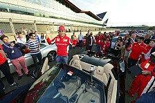 Formel 1 - Massa führt Rekord-Parade an