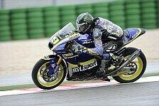 Moto2 - Simeon dank Regen zu Moto2-Bestzeit