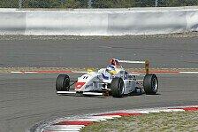 ADAC Formel Masters - Mücke mit drei Podestplätzen am Nürburgring