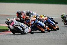 Moto3 - Salom gewinnt Moto3-Rennen in Aragon