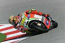 MotoGP - Ducati gut gestimmt