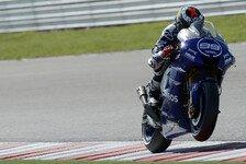 MotoGP - Lorenzo hofft auf Testhilfe in Aragon