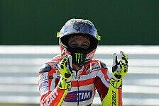 MotoGP - Rossi testet neue Schwinge