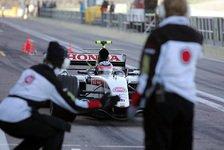 Formel 1 - Takuma Sato erwartet einen harten Saisonstart für B·A·R