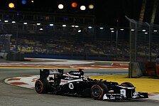 Formel 1 - Maldonado: Ich kann saubere Rennen fahren
