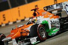Formel 1 - Di Resta: Für Mercedes sollte es reichen