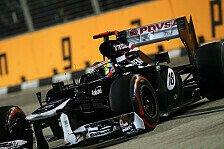 Formel 1 - Maldonados Startplatz ein Schub für Williams