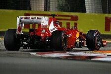 Formel 1 - Alonso glaubt noch ans Podest