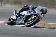 Superbike - Melandri hat noch Schmerzen