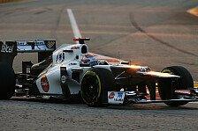 Formel 1 - Perez und Kobayashi sind ratlos
