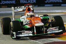 Formel 1 - Di Resta will für ein Werksteam fahren