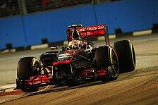 Formel 1 - Für Hamilton hängt alles vom Start ab